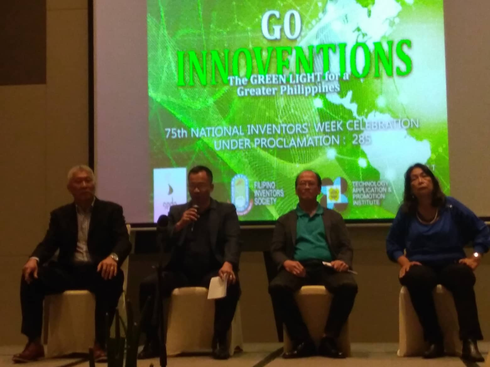 GO INNOVATIONS: The Green Light for Greater Phil.