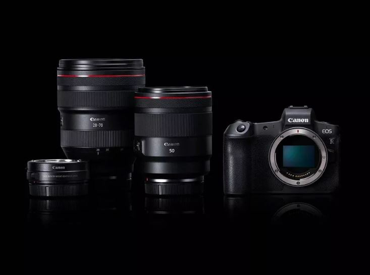 Canon Launches the Canon EOS R System