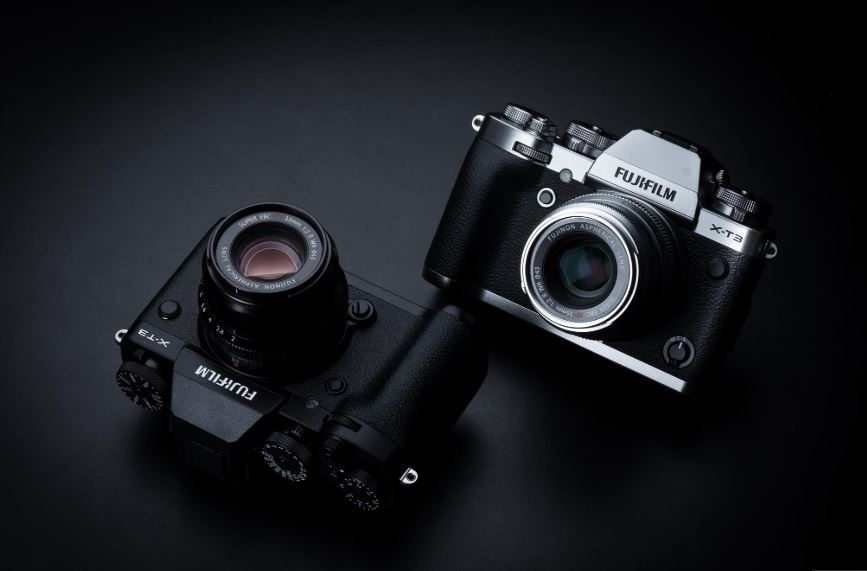 Fujifilm Releases the X-T3