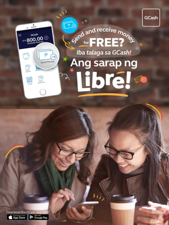 GCash launches the 1st fully Free domestic remittance