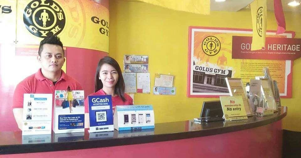 GCash supports Muscle Contest Philippines