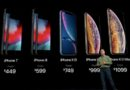 Is Apple catching up with the latest iPhones?