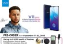 Vivo V11 Now Available for Pre-Orders
