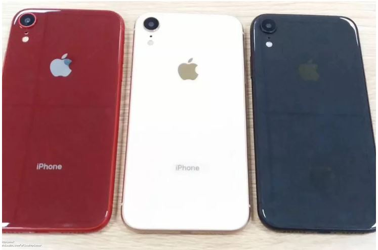 Entry Level iPhone Leaked; the iPhone XC