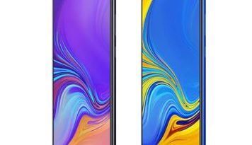SAMSUNG's first  Quad Rear Camera phone, Galaxy A9