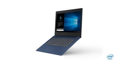 Lenovo bolsters IdeaPad with Windows 10 laptops
