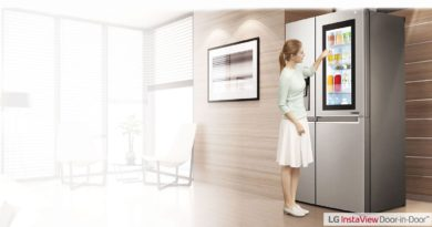 Keep your food fresher for longer with LG
