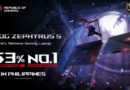 ASUS Republic of Gamers reinforces its lead