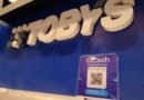 All Toby's Sports Stores Now Accepts GCash-Alipay