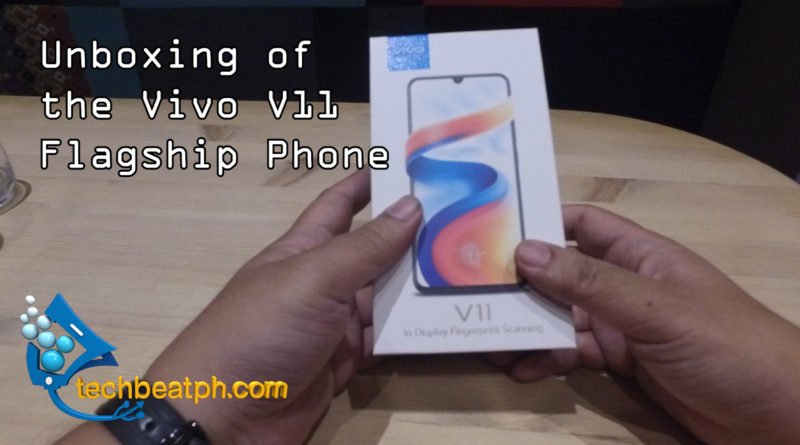 Vivo V11 Unboxing and First look