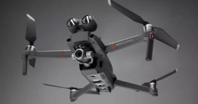 DJI Release Enterprise Drone with Attachments