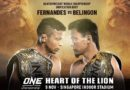 HEART OF THE LION: FERNANDES VS BELINGON 2