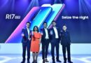 OPPO launches triple camera R17