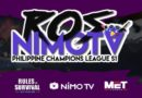 NiMO TV to host biggest Rules of Survival tournament
