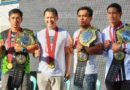 Team Lakay Honored In Baguio's Champions Parade
