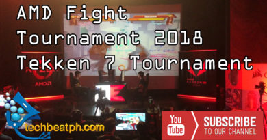 AMD Fight Tournament 2018