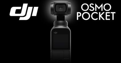 DJI Officially Launches DJI OSMO Pocket