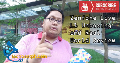 ASUS Zenfone Live L1 Unboxing & Real World Review