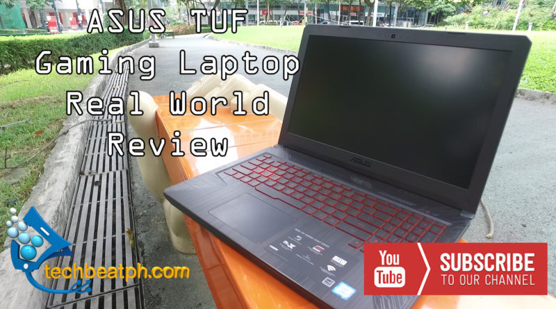 ASUS TUF Gaming Laptop Real World Review