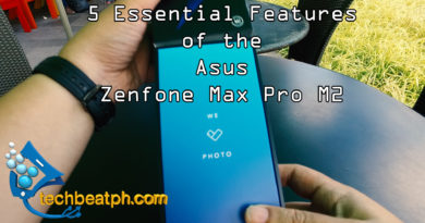 ASUS Zenfone Max Pro M2 5 Essential Features