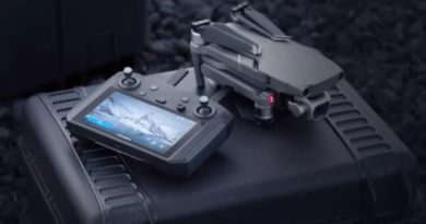 DJI Introduces A Smart Remote Controller