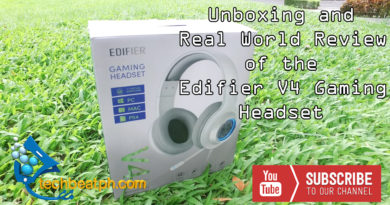 Edifier V4 Gaming Headset Real World Review