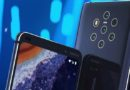 Nokia 9 Pure View Image and Leaked just before CES