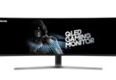 Samsung's curved 49-inch gaming monitor in QHD