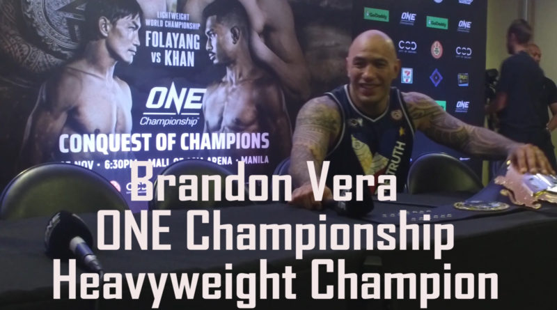 "Pressure is Not Real – Brandon ""The Truth"" Vera"
