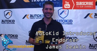 AutoKid Introduces Endorser James Deakin