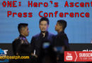 One: Hero's Ascent Press Conference