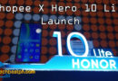 Honor 10 Lite X Shopee Launch