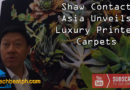 Shaw Contract Asia Unveils New Carpets