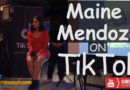 Maine Mendoza Talks About TikTok