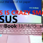 Asus ZenBook 13 Burgundy Red First Look