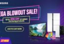 Exciting deals await SAMSUNG customers in Lazada's 7th Birthday