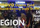 Lenovo Opens Legion Concept Store