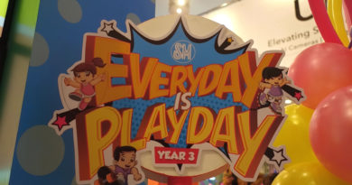 SM Everyday is Playday Year 3