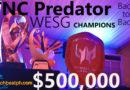 TNC Predator WESG DOTA 2 2019 Victory Celebration