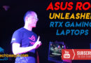 ASUS ROG Unleashed RTX Powered Gaming Laptop
