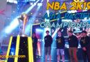 NBA 2K19 Asia Pacific Championship