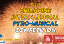 10th Philippine International Pyro-Musical Competition