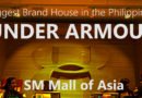 Under Armour Opens Biggest Brand House in the Philippines
