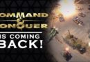 Command & Conquer Remastered Shows Construction Yard