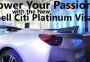 Citibank Shell Platinum Credit Card X Ferrari