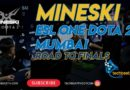 Mineski ESL One Dota 2 Mumbai Road to Finals