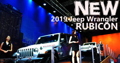 All New Jeep Wrangler Rubicon Launch