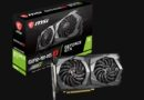 MSI Announces New GeForce® GTX 1650 Series