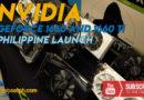 Nvidia GeForce GTX 1660 and GTX 1660TI PH Launch