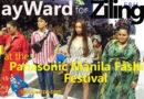 MayWard for FOR FHXZILINGO at the Panasonic Fashion Festival